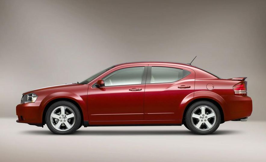 2009 Dodge Avenger - Slide 3