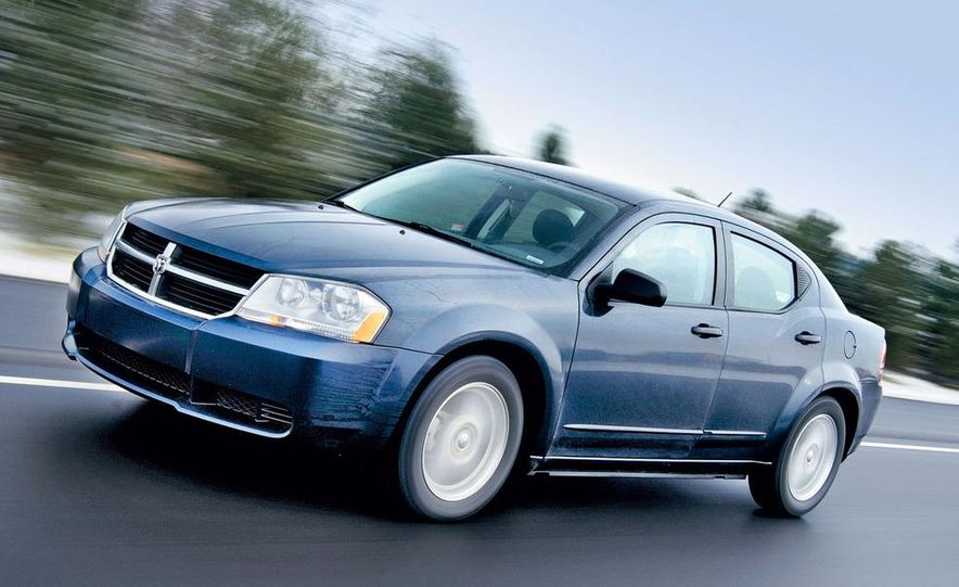 2009 Dodge Avenger - Slide 5