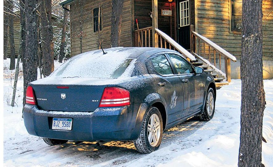 2009 Dodge Avenger - Slide 6