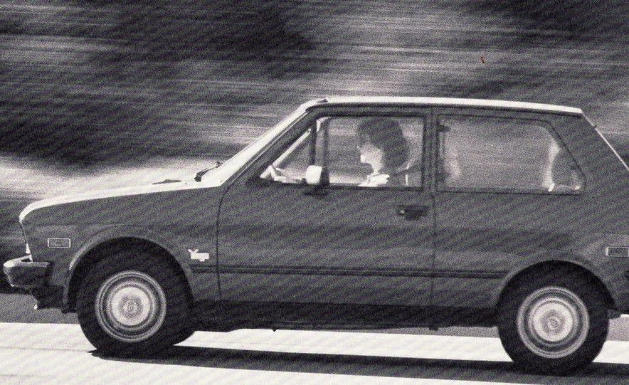 1986 Yugo GV - Slide 3