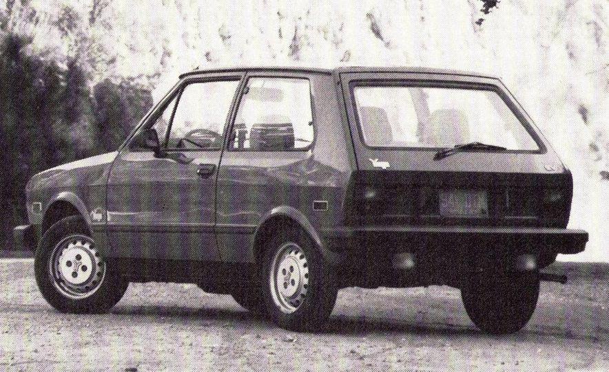 1986 Yugo GV - Slide 2