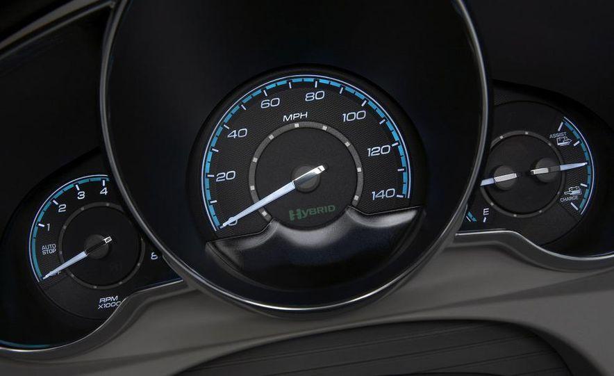 2010 Ford Fusion hybrid, 2009 Chevrolet Malibu hybrid, 2009 Toyota Camry hybrid, and 2009 Nissan Altima hybrid - Slide 61