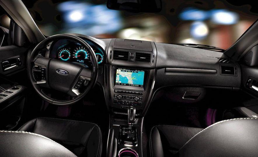 2010 Ford Fusion hybrid, 2009 Chevrolet Malibu hybrid, 2009 Toyota Camry hybrid, and 2009 Nissan Altima hybrid - Slide 56