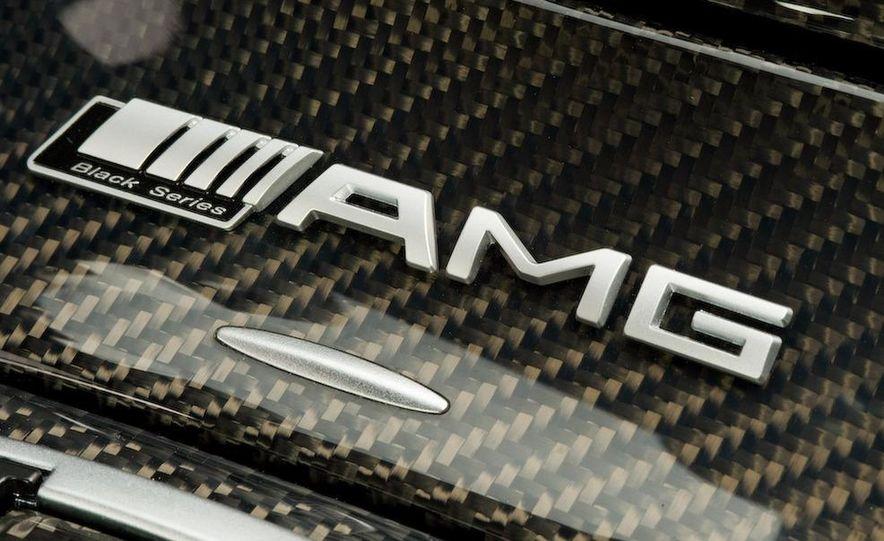 2010 Mercedes-Benz SL65 AMG Black Series - Slide 56