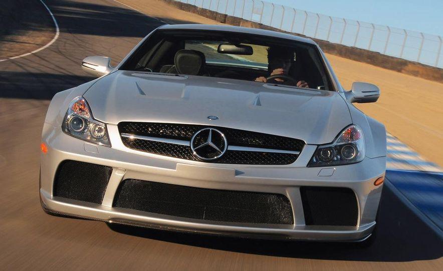 2010 Mercedes-Benz SL65 AMG Black Series - Slide 2