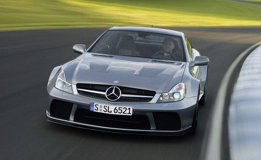 2010 Mercedes-Benz SL65 AMG Black Series - Slide 32