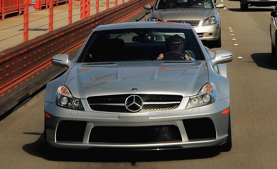 2010 Mercedes-Benz SL65 AMG Black Series - Slide 38