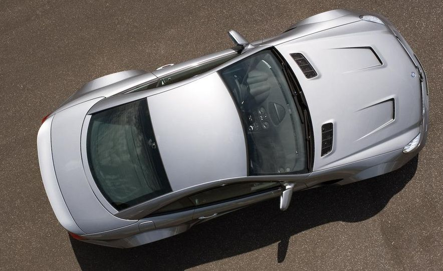 2010 Mercedes-Benz SL65 AMG Black Series - Slide 45