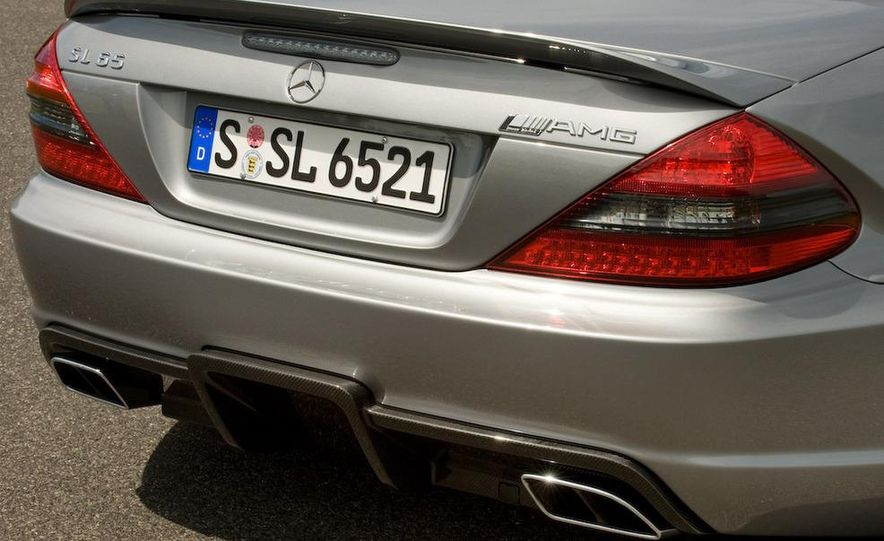 2010 Mercedes-Benz SL65 AMG Black Series - Slide 49