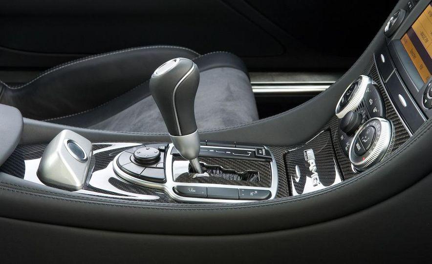 2010 Mercedes-Benz SL65 AMG Black Series - Slide 53