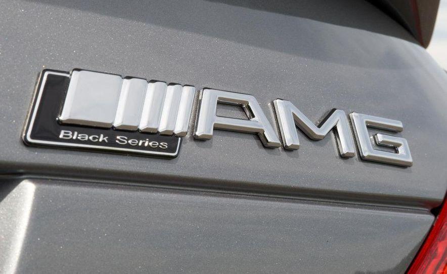 2010 Mercedes-Benz SL65 AMG Black Series - Slide 50