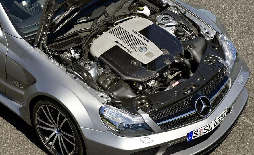 2010 Mercedes-Benz SL65 AMG Black Series - Slide 34