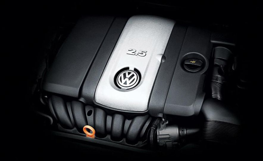 2009 Volkswagen Jetta 2.5 sedan - Slide 23
