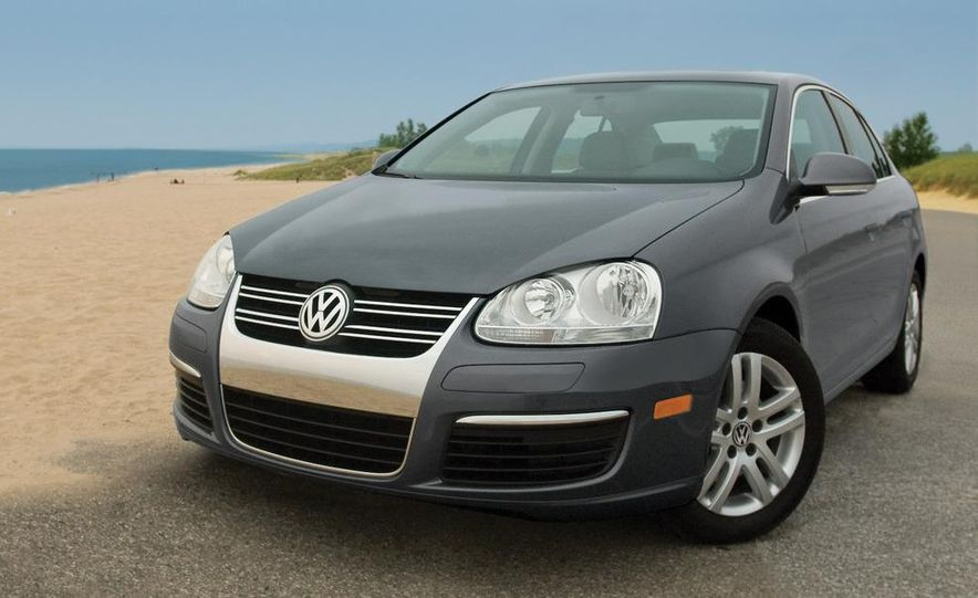 2009 Volkswagen Jetta 2.5 sedan - Slide 26