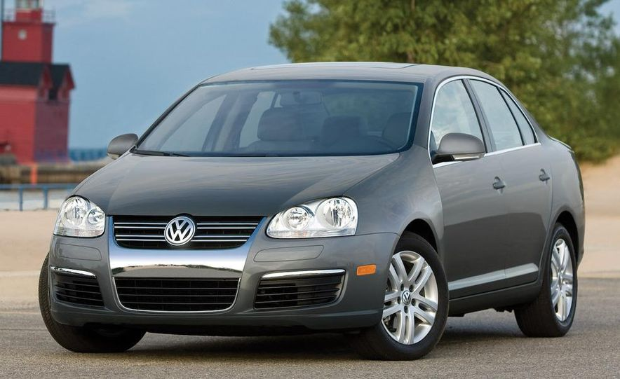 2009 Volkswagen Jetta 2.5 sedan - Slide 27