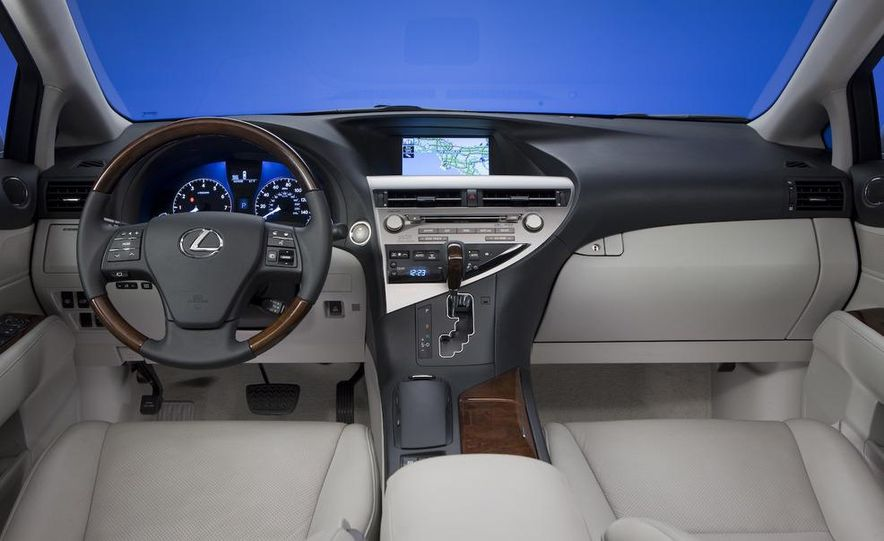2010 Lexus RX350 - Slide 63