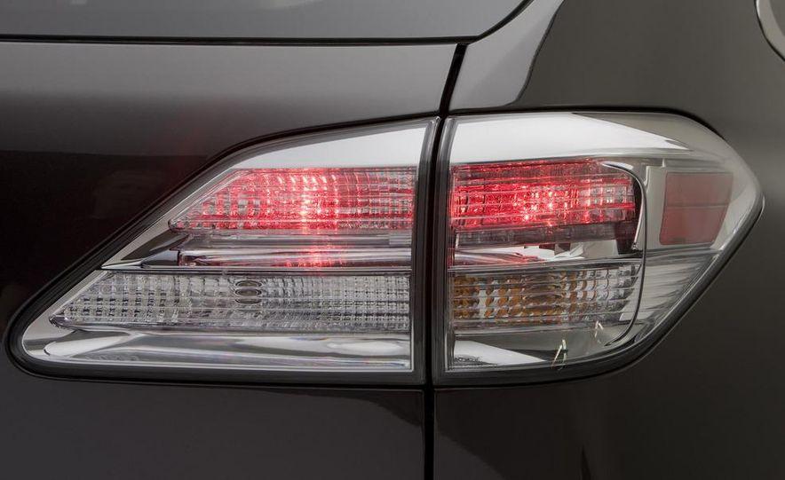 2010 Lexus RX350 - Slide 59