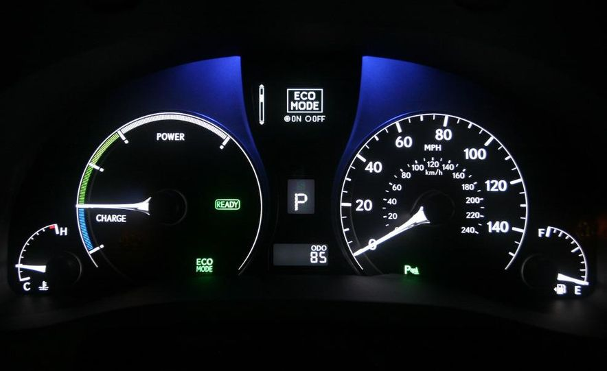 2010 Lexus RX350 - Slide 79