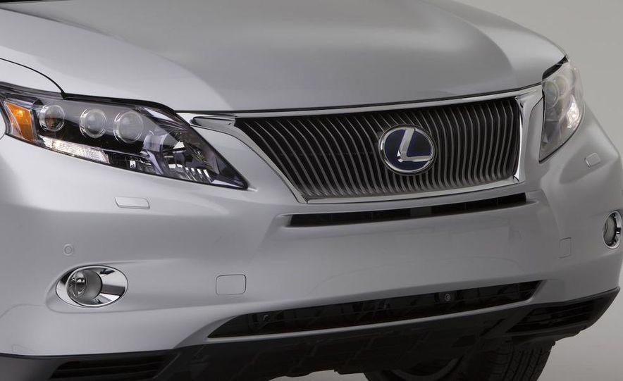 2010 Lexus RX350 - Slide 69