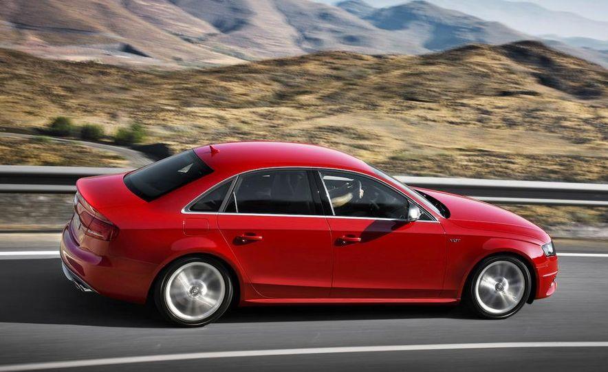 2010 Audi S4 - Slide 1