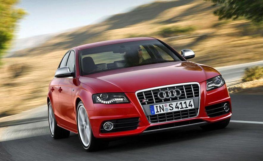 2010 Audi S4 - Slide 11