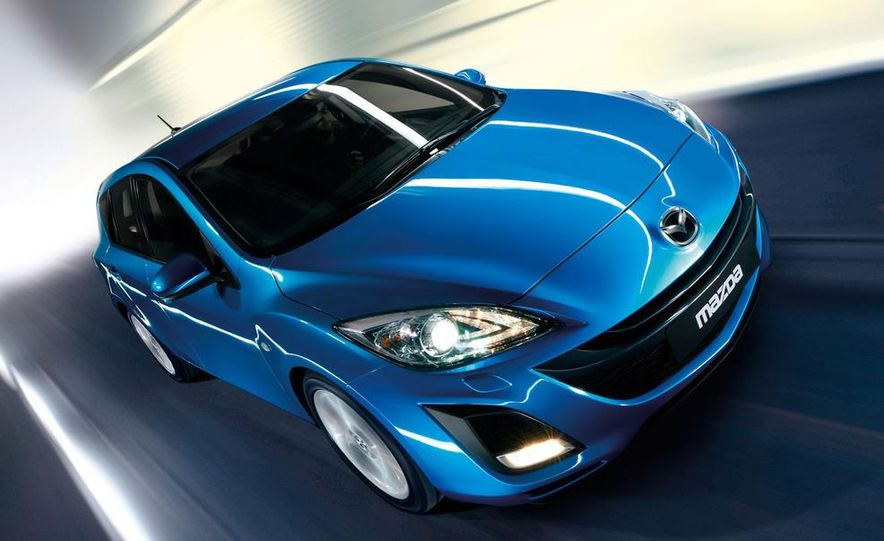 2010 Mazda 3 Grand Touring 4-door - Slide 14