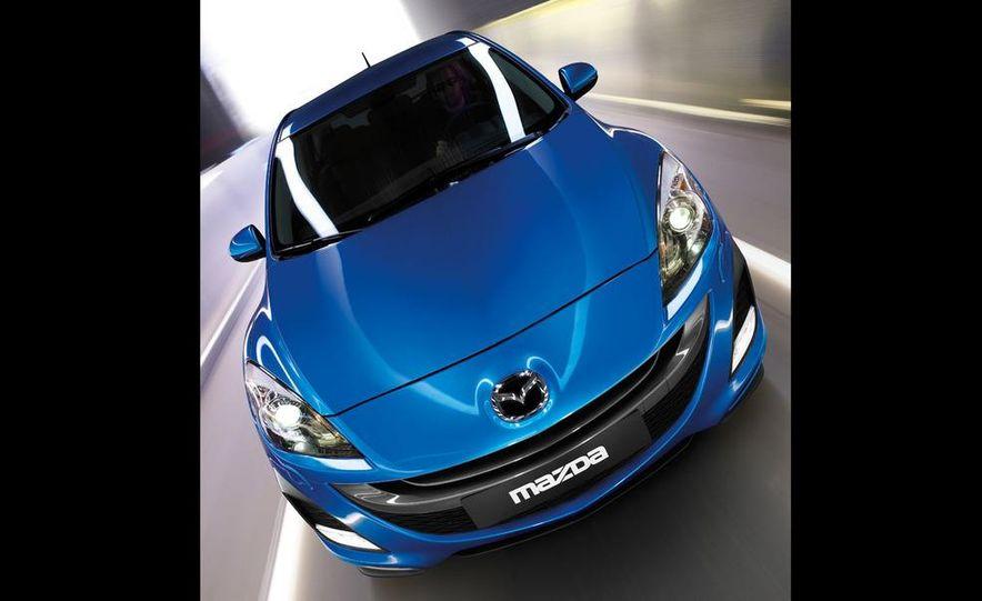 2010 Mazda 3 Grand Touring 4-door - Slide 15