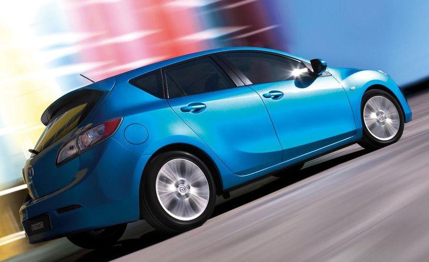 2010 Mazda 3 Grand Touring 4-door - Slide 16
