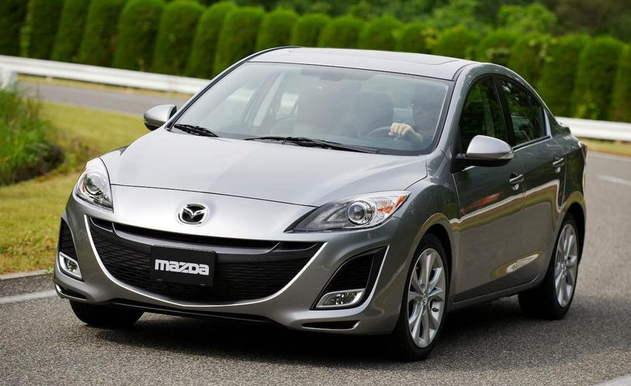 2010 Mazda 3 Grand Touring 4-door - Slide 8