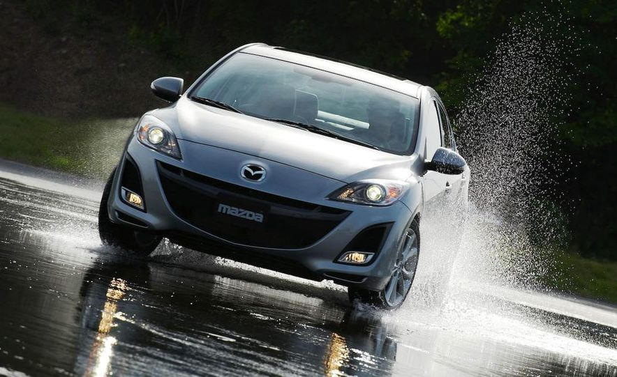 2010 Mazda 3 Grand Touring 4-door - Slide 10