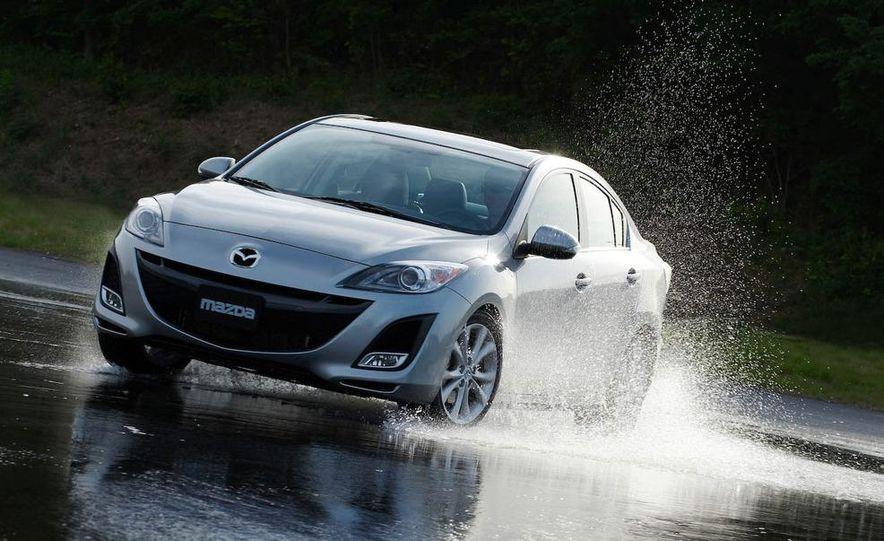 2010 Mazda 3 Grand Touring 4-door - Slide 11