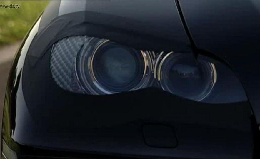 2010 BMW X6 M headlight - Slide 1