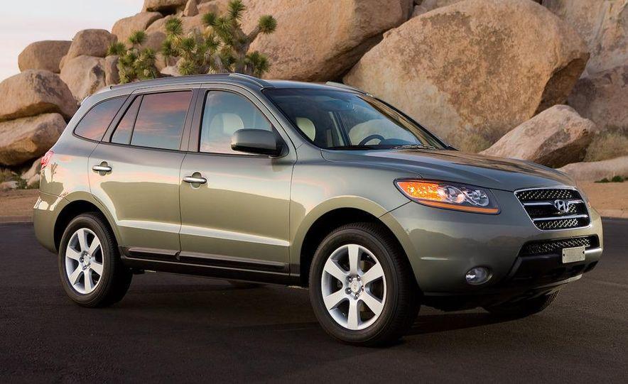 2009 Hyundai Santa Fe Limited AWD - Slide 11