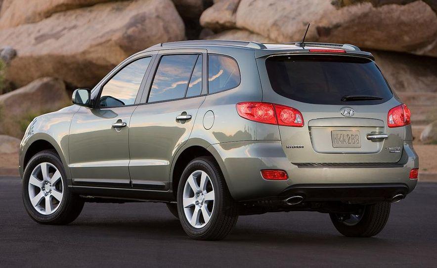 2009 Hyundai Santa Fe Limited AWD - Slide 19
