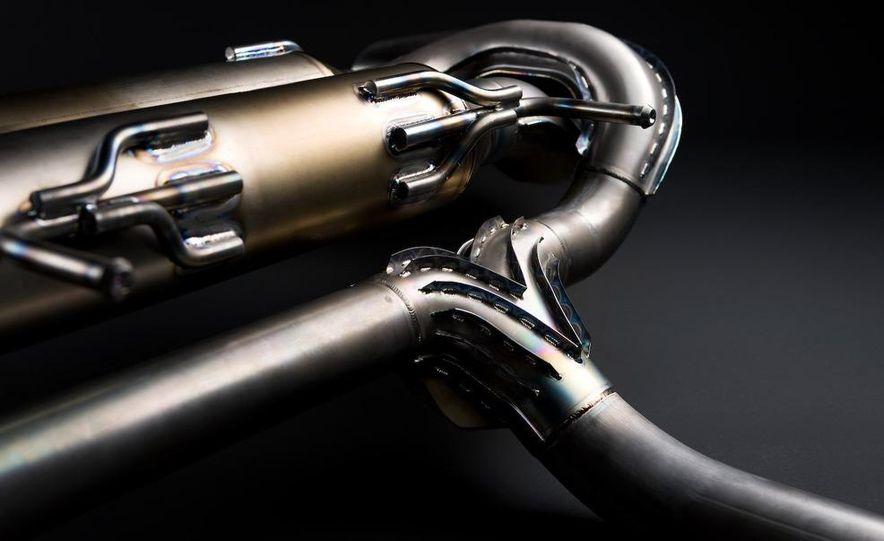 2011 Nissan GT-R Spec V - Slide 34
