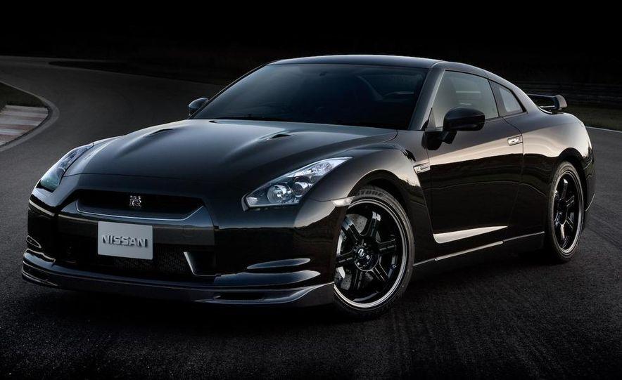 2011 Nissan GT-R Spec V - Slide 1