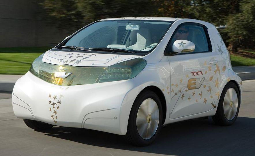 Toyota FT-EV concept - Slide 8