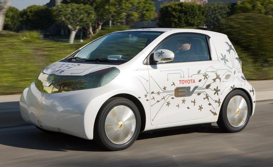 Toyota FT-EV concept - Slide 9