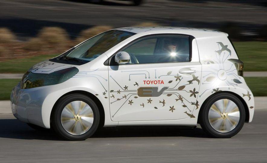 Toyota FT-EV concept - Slide 10
