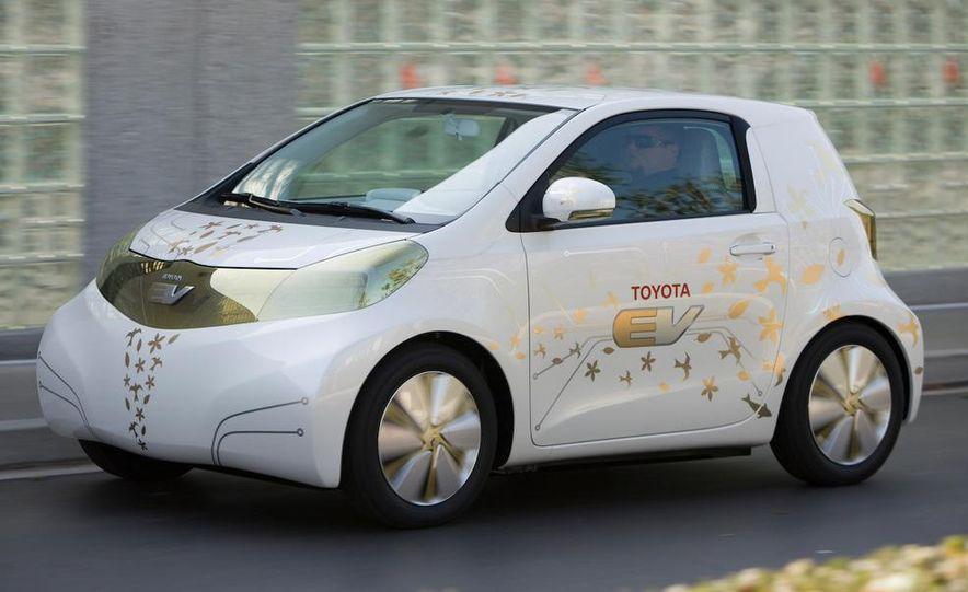 Toyota FT-EV concept - Slide 11