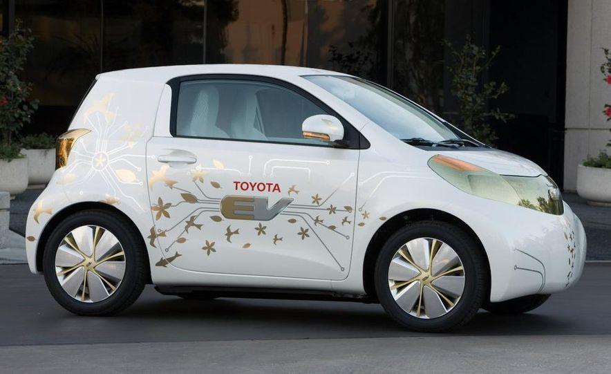 Toyota FT-EV concept - Slide 12
