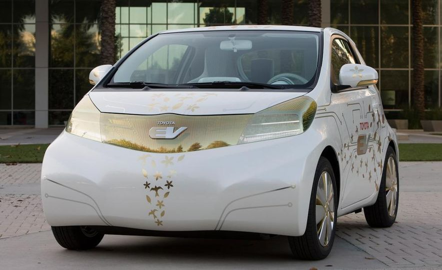Toyota FT-EV concept - Slide 13