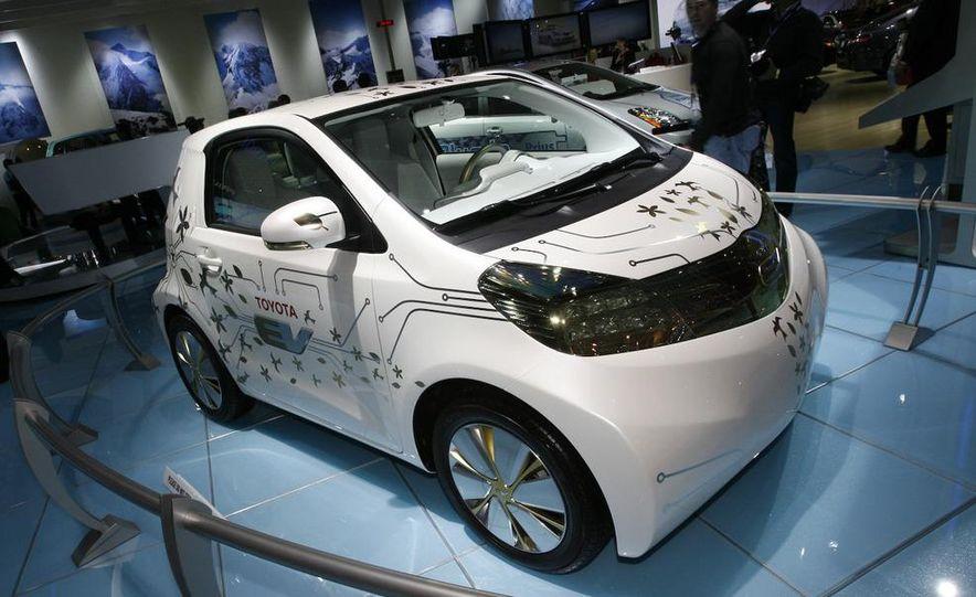 Toyota FT-EV concept - Slide 16