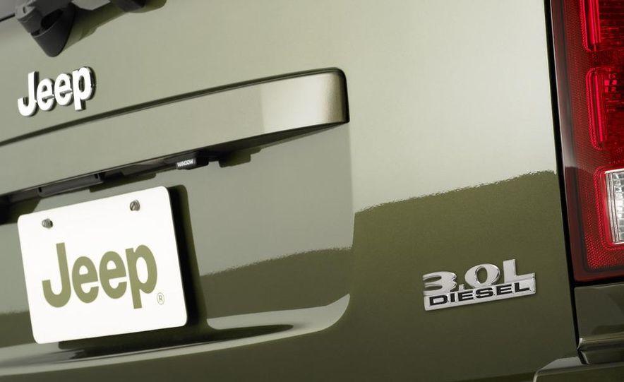 2010 Jeep Grand Cherokee (spy photo) - Slide 15