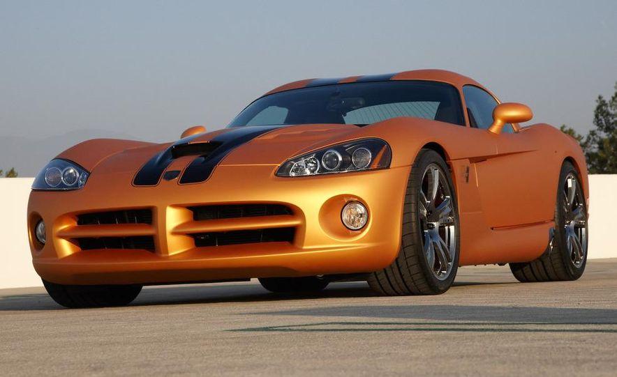 Hurst Dodge Viper - Slide 1