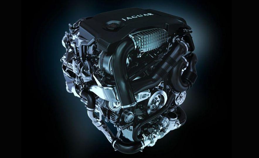 2010 Jaguar XFR - Slide 35