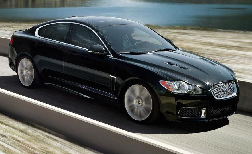 2010 Jaguar XFR - Slide 6
