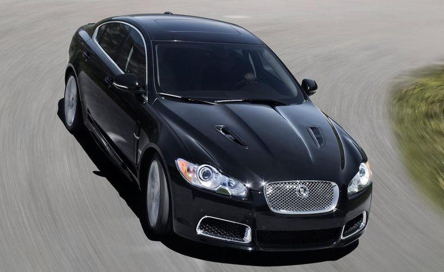 2010 Jaguar XFR - Slide 8