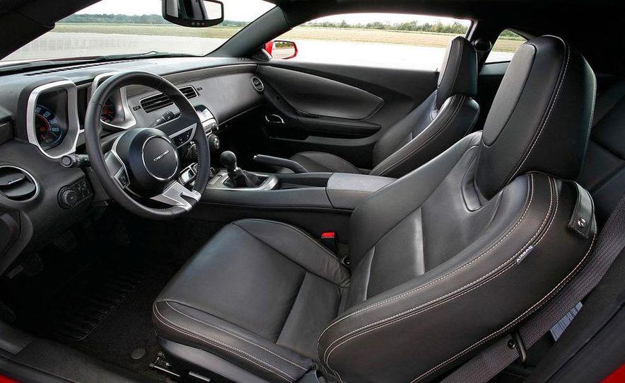 2010 Hennessey Chevrolet Camaro HPE700 - Slide 20
