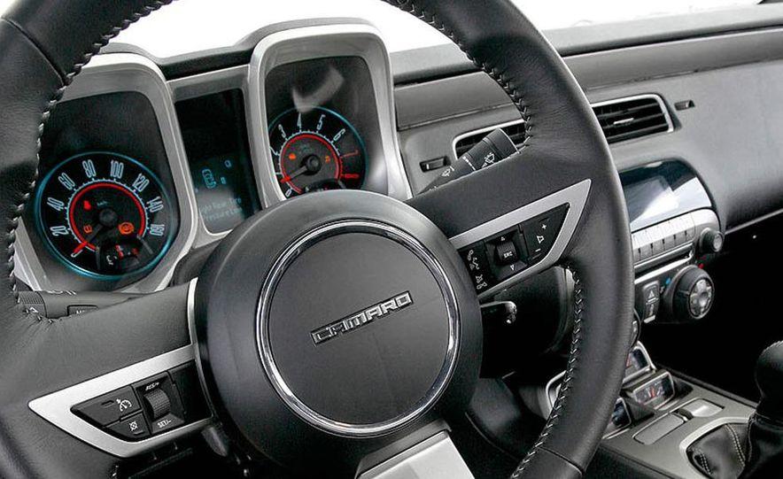 2010 Hennessey Chevrolet Camaro HPE700 - Slide 21